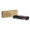 106R02225 High Capacity Toner, 6000 Page-Yield, Cyan