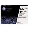 80X (CF280XD) Toner Cartridges - Black High Yield (2 pack)
