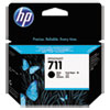 711, (CZ133A) Black Original Ink Cartridge