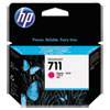 711, (CZ131A) Magenta Original Ink Cartridge