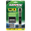 Sportsman Flashlight, Holster, Machined Aluminum/Metallic Sage, 2 AA Batteries - RAYSP2AABA-UNS
