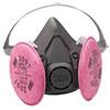 3M(TM) Half Facepiece Respirator 6000 Series, Reusable