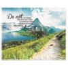 Leave a Trail Vintage Canvas Motivational Print, 22 x 28