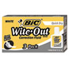 BIC(R) Wite-Out(R) Brand Quick Dry Correction Fluid