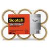 "3350 General Purpose Packaging Tape, 1.88"" x 54.6yds, 3"" Core, Tan, 6/Pack"