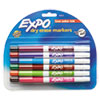 Low Odor Dry Erase Marker, Fine Point, Assorted, 12/Set