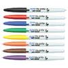 Vis-à-Vis Wet-Erase Marker, Fine Point, Assorted, 8/Set