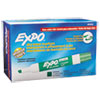 Low Odor Dry Erase Marker, Chisel Tip, Green, DZ