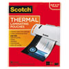 Scotch(TM) Laminating Pouches