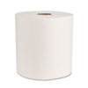 "Boardwalk Green Universal Roll Towels, Natural White, 8""x800ft, 6 Rolls/Carton"