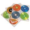 Case Logic(R) Looseleaf CD Storage Sleeves
