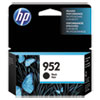 952 Ink Cartridge, Black (F6U15AN)