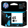 65 Ink Cartridge, Black (N9K02AN)