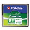Verbatim(R) Premium CompactFlash Card