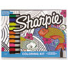 Sharpie(R) Adult Coloring Kit