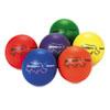 Dodge Ball Set, Rhino Skin, Assorted Colors, 6/Set