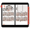 AT-A-GLANCE(R) Burkhart's Day Counter(R) Desk Calendar Refill