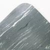 Cushion-Step Surface Mat, 36 x 72, Marbleized Rubber, Gray