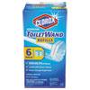 Clorox(R) Disinfecting ToiletWand(TM) Refills
