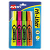 Avery(R) HI-LITER(R) Desk-Style Highlighters