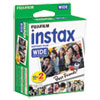 Fujifilm Instax Wide Film Twin Pack