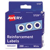 Avery(R) Binder Hole Reinforcements in Dispenser