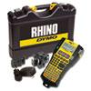 DYMO(R) Rhino 5200 Industrial Label Maker Kit