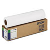 "Singleweight Matte Paper, 120 g, 2"" Core, 17"" x 131 ft., White"
