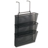 Fellowes(R) Mesh Partition Additions(TM) Triple File Pocket