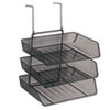 Fellowes(R) Mesh Partition Additions(TM) Triple Tray