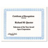 Geographics(R) Archival Quality Parchment Certificates
