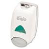Liquid Foaming Soap Dispenser, 1250mL, 6 1/8w x 5 1/8d x 10 1/2h, Gray/White