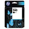 940 Ink Cartridge, Black (C4902AN)