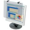 """Premium Antiglare Blur Privacy Monitor Filter for 19""""-20"""" LCD"""