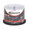 Innovera(R) DVD-R Inkjet Printable Recordable Disc