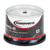 Innovera(R) DVD+R Recordable Disc