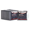 Innovera(R) CD/DVD Polystyrene Slim Storage Case