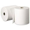 Essential™ Hard Roll Towels, 8 x 425', White, 12 Rolls/Carton