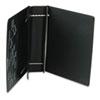 Varicap6 Expandable 1 To 6 Post Binder, 11 x 8-1/2, Black
