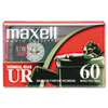 Maxell(R) Dictation and Audio Cassette