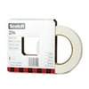 "256 Printable Flatback Paper Tape, 1/2"" x 60yds, 3"" Core"