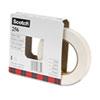 "256 Printable Flatback Paper Tape, 3/4"" x 60yds, 3"" Core"