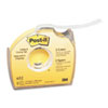 """Labeling & Cover-Up Tape, Non-Refillable, 1/3"""" x 700"""" Roll"""