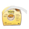 """Labeling & Cover-Up Tape, Non-Refillable, 1"""" x 700"""" Roll"""