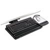 3M(TM) Lever-Adjust Keyboard Tray with Highly Adjustable Platform