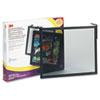 "Antiglare Executive Flat Frame Monitor Filter, 19""-21"" CRT/19""-20"" LCD"