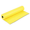 """Rainbow Duo-Finish Colored Kraft Paper, 35 lbs., 36"""" x 1000 ft, Canary"""