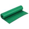 "Rainbow Duo-Finish Colored Kraft Paper, 35 lbs., 36"" x 1000 ft, Emerald"