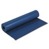 "Rainbow Duo-Finish Colored Kraft Paper, 35 lbs., 36"" x 1000 ft, Dark Blue"