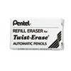 Eraser Refills, E10, 3/Tube